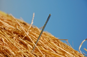 Employers are likely to be in the position of searching through a digital haystack for the proverbial needle.