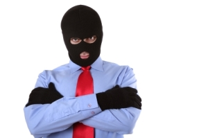 corporate-theft-masked-thief